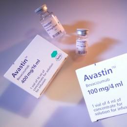 Krebsmedikament Avastin von Roche