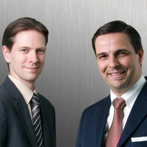 Lin Römer (links) und Axel Leimet