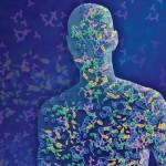 Der Mensch besteht zu einem großen Teil aus Bakterien. Quelle/Rechte: National Human Genome Research Institute.