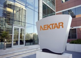 Sitz von Nektar Therapeutics in San Francisco.