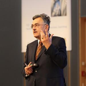 TUM Präsident Prof. Dr. Hermann