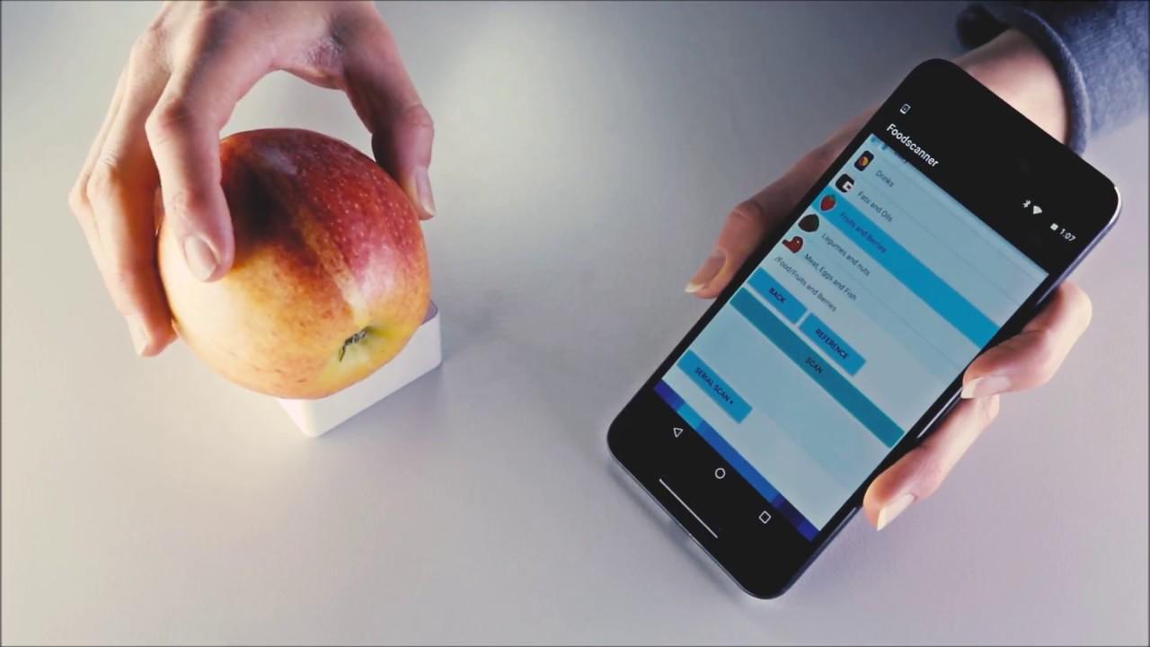 800.000 Euro Preisgeld von der EU für den von Spectral Engines entwickelten Food Scanner.