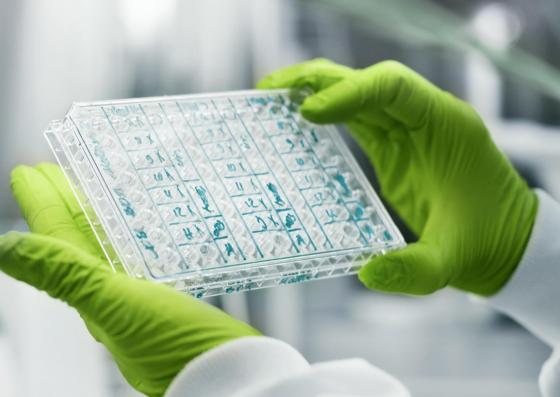 SARS-CoV-2-Impfstoff-Entwicklung bei BioNTech bereits seit Januar 2020. Quelle: Präsentation BioNTech.
