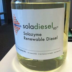 Soladiesel von Solazyme