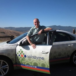 Solazyme in Partnerschaft mit VW