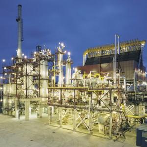 Fabrik in der industriellen Biotechnologie