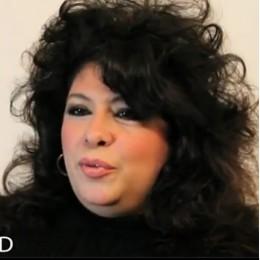 Forscherin Angela Christiano